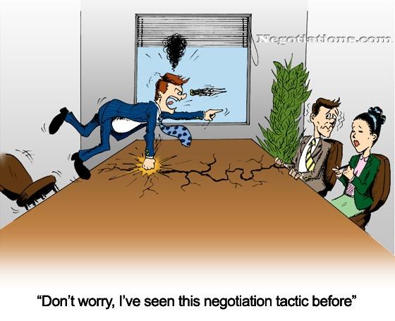 Πώς να διαπραγματεύεστε
